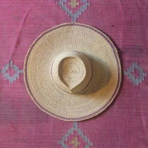 Accessories - Small Straw Hat